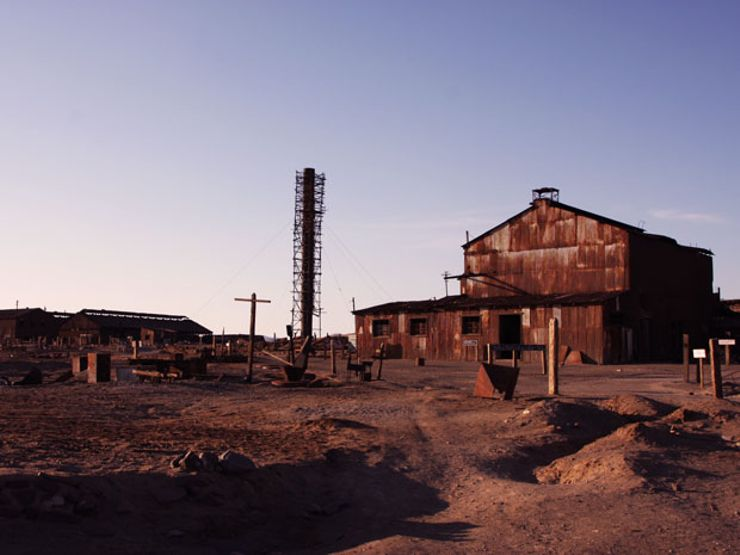 Abandoned in the Desert: Chile's Eerie Ghost Towns