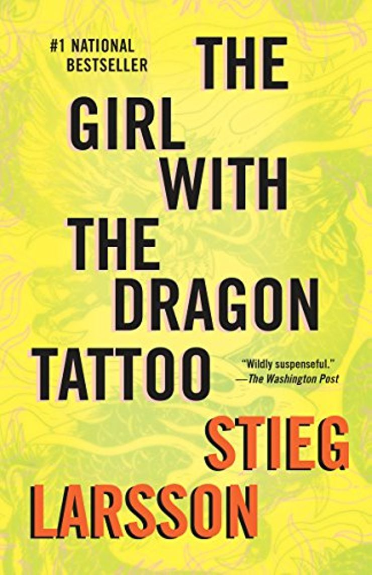 Buy The Girl With the Dragon Tattoo at Amazon
