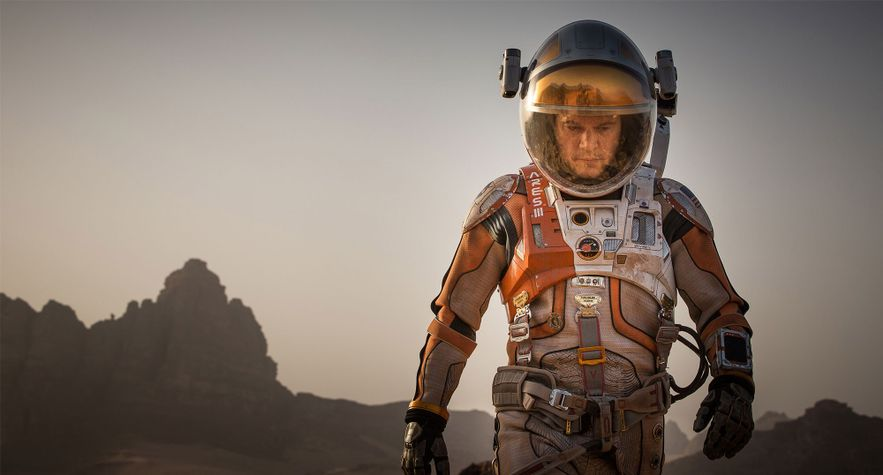 10 Space-tacular Books Like <em>The Martian</em>