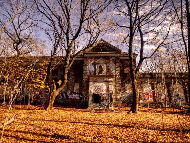Abandoned Seaview Hospital - Cropsey