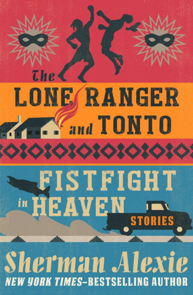 sherman alexie ebooks, the lone ranger and tonto fistfight in heaven