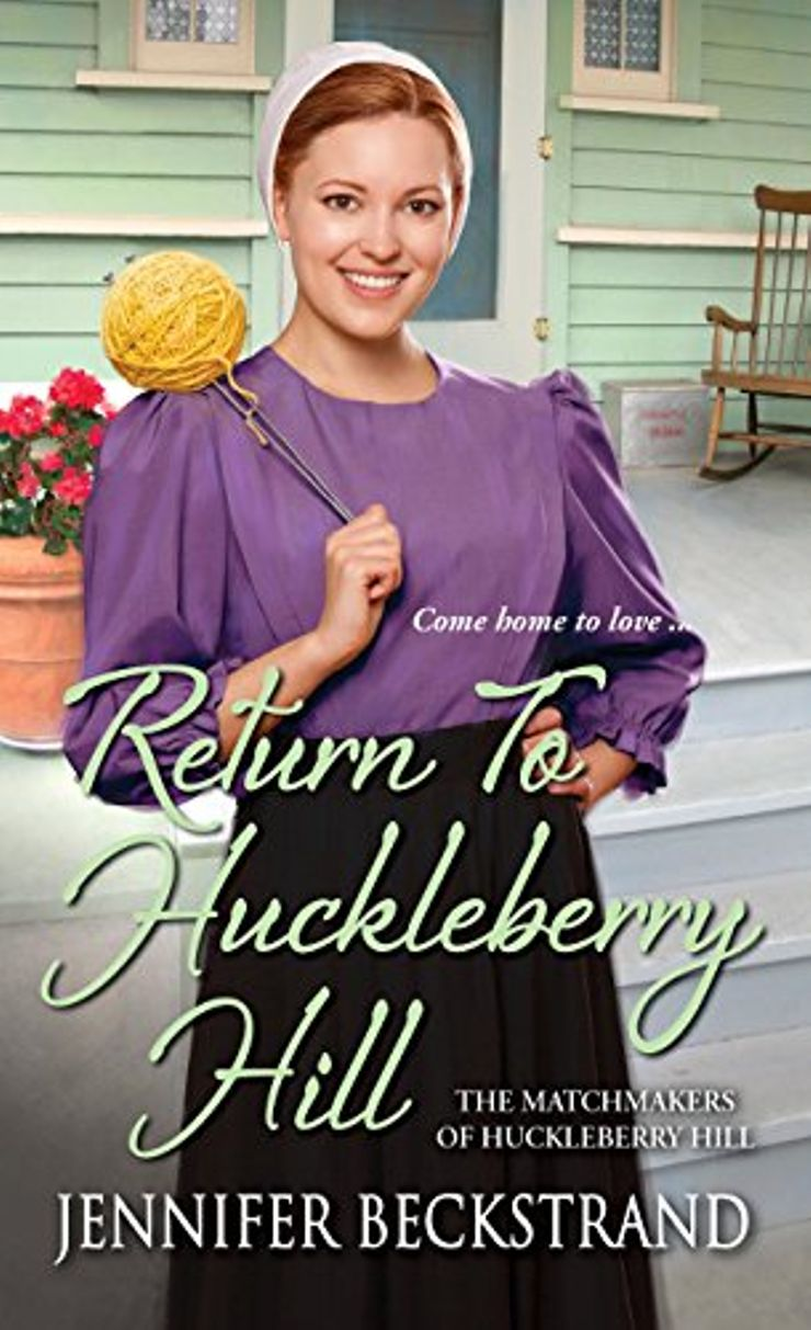 Buy Return to Huckleberry Hill at Amazon