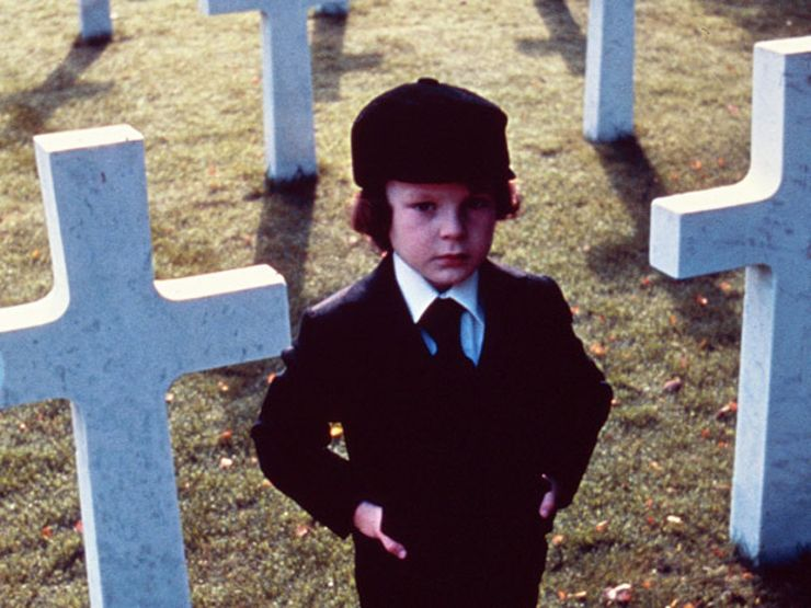 the omen evil children movies