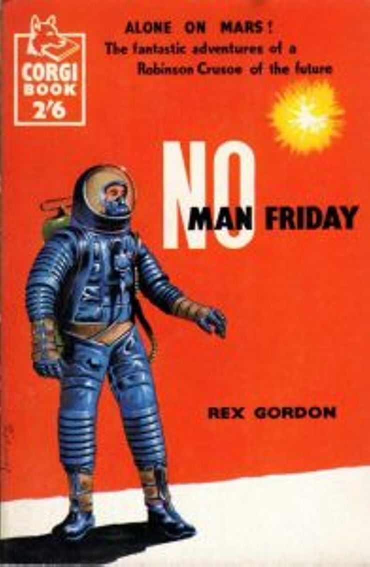 Buy No Man Friday at Amazon
