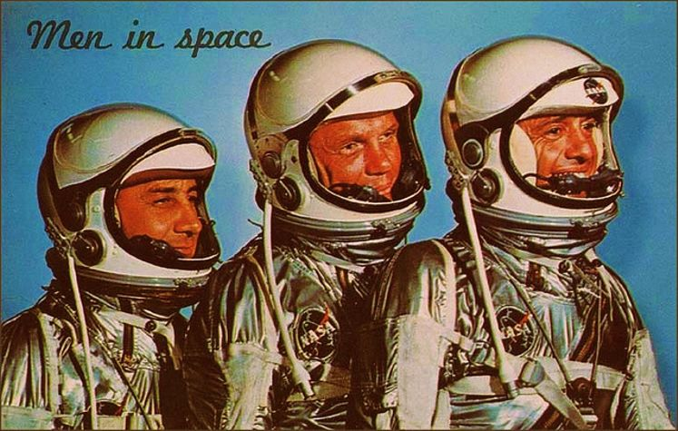 Apollo 1 disaster Moonshot Men In Space