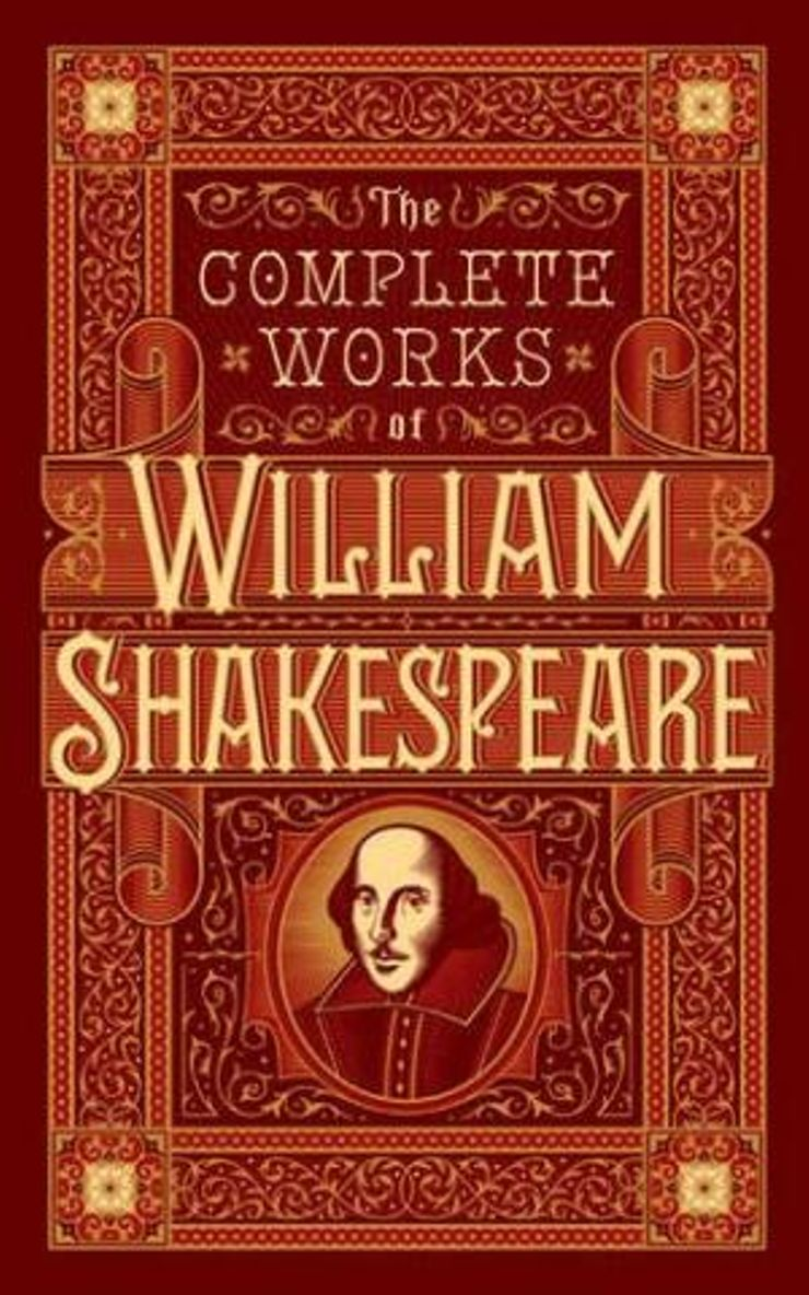 Buy Complete Works of William Shakespeare at Amazon