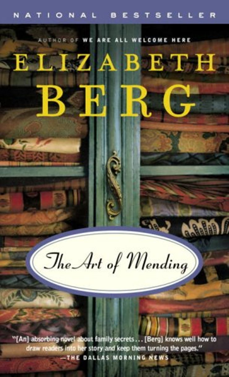 Buy The Art of Mending at Amazon