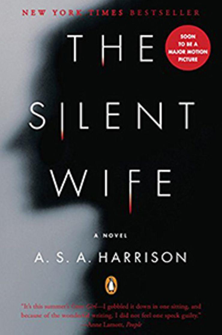 books like girl on the train silent wife
