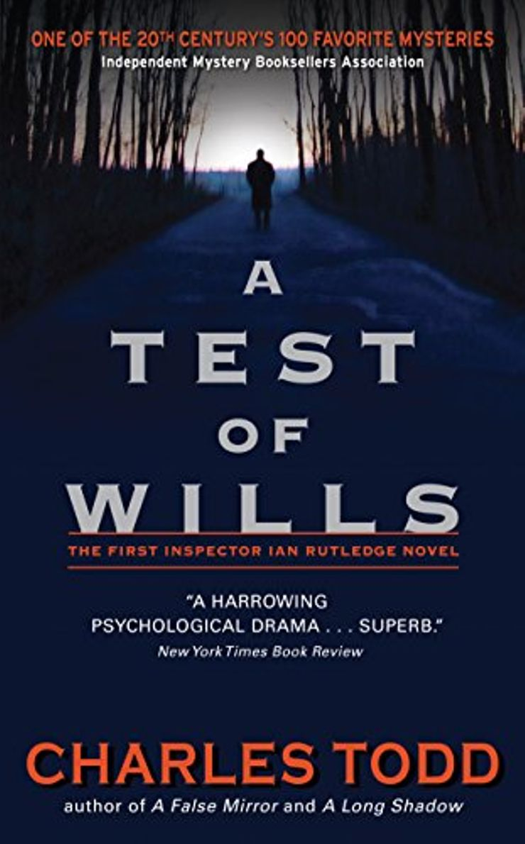 Buy A Test of Wills at Amazon