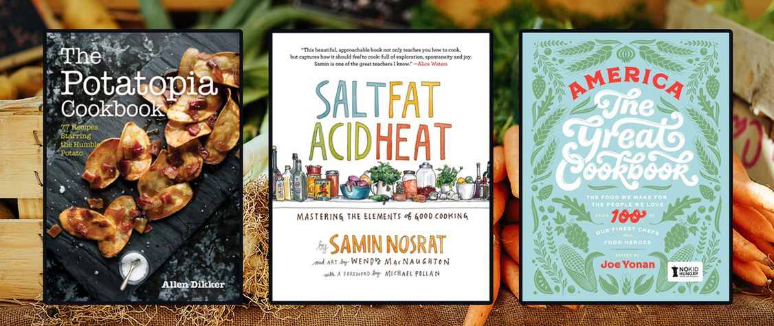 GIVEAWAY: Win a Delicious Cookbook Bundle!