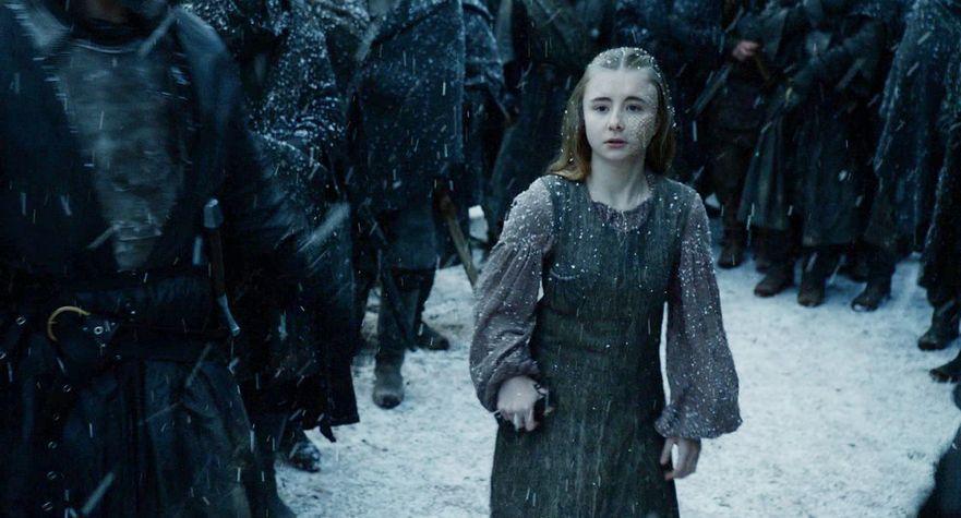Game of Thrones deaths Shireen Baratheon