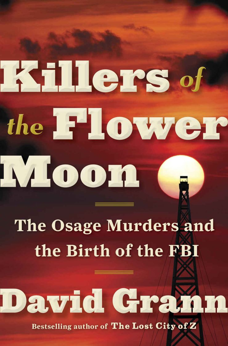 Buy Killers of the Flower Moon at Amazon