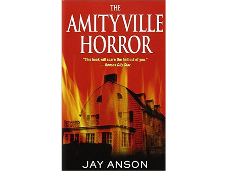 the shining books amityville horror