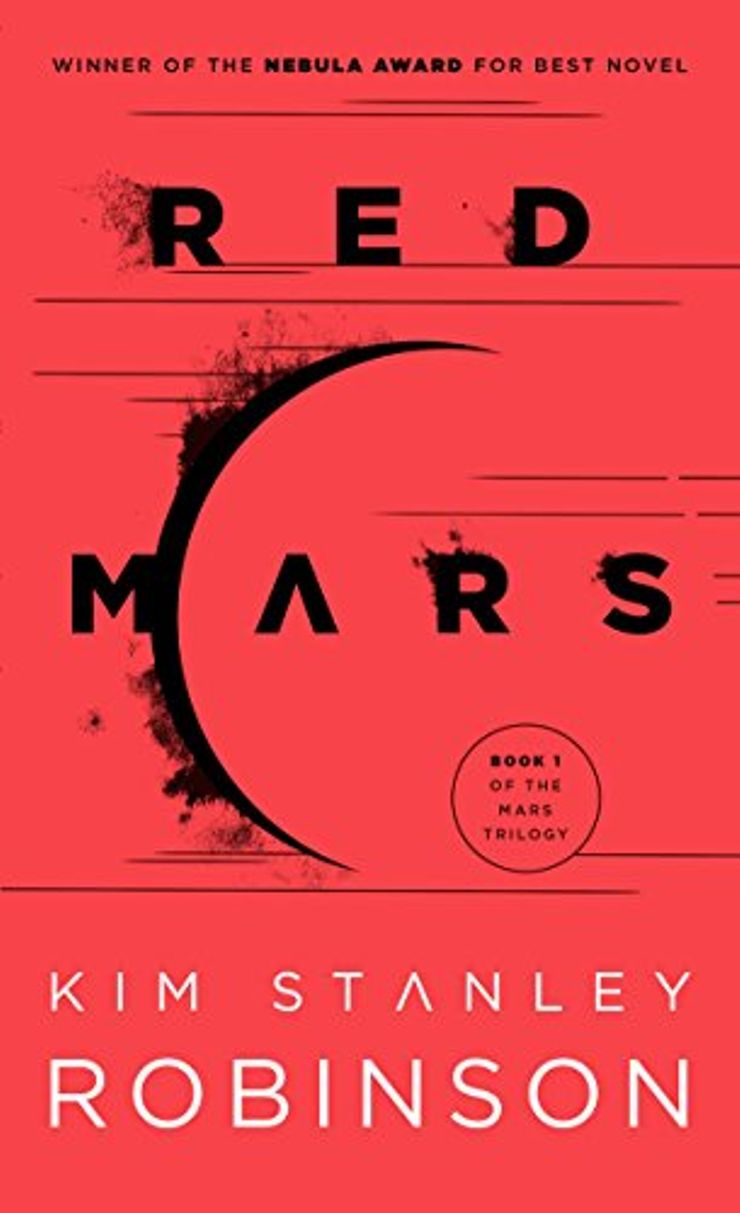 Buy Red Mars at Amazon