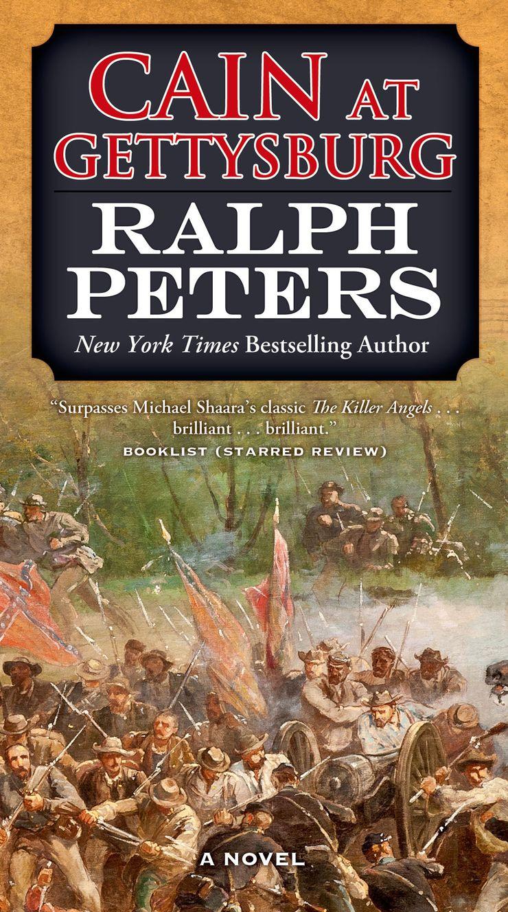 Buy Cain at Gettysburg at Amazon