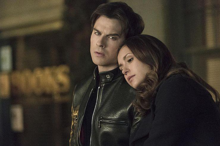 the vampire diaries tv show