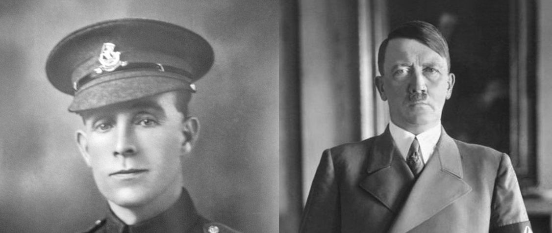 Meet the British Soldier Who May Have Spared Hitler's Life During WWI