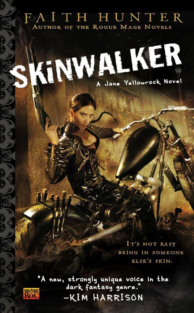 Buy Skinwalker at Amazon