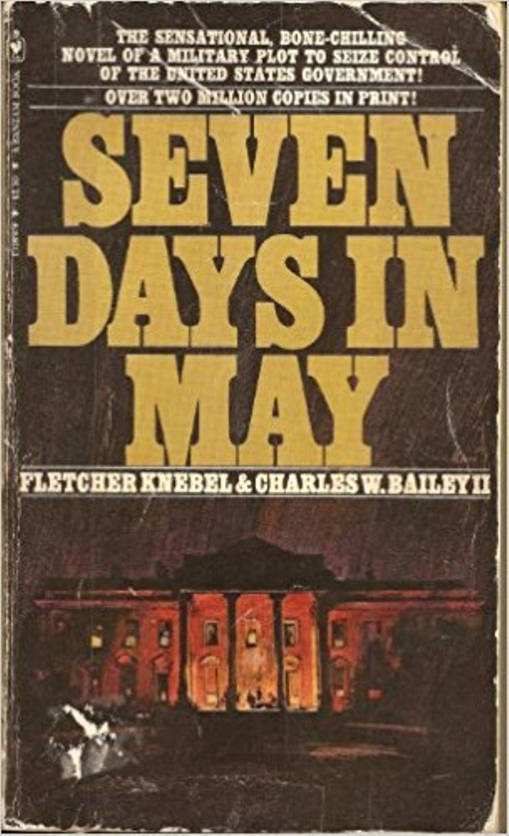 Buy Seven Days in May at Amazon