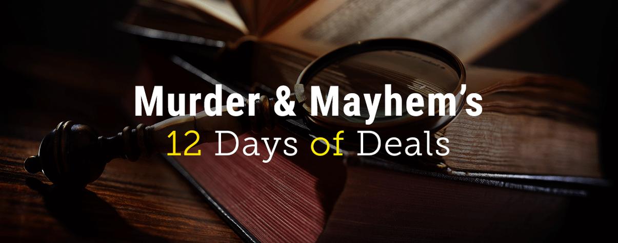 12 Days of Thrills; 12 Days of Deals