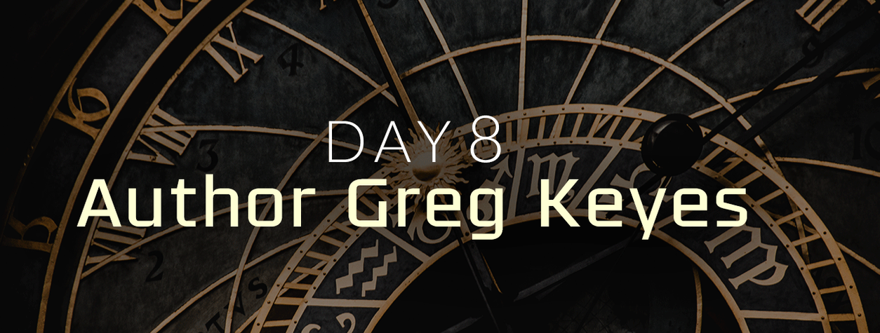 [EXPIRED] Day 8: Books by Greg Keyes