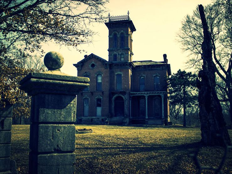 The Ghosts of Sauer Castle