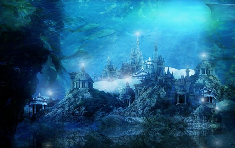The Lost City of Atlantis and 5 Other Lost Worlds