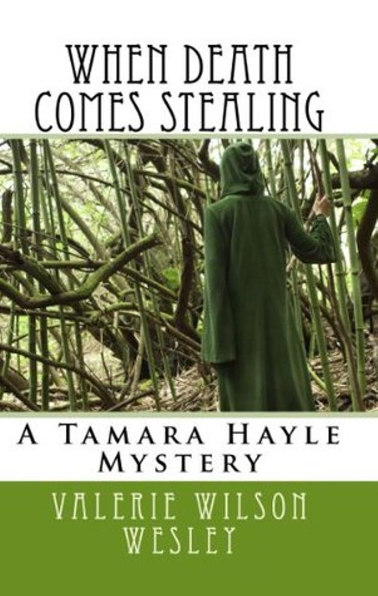 Buy When Death Comes Stealing at Amazon