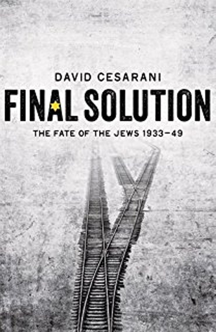 Buy Final Solution: The Fate of the Jews 1933-1949 at Amazon