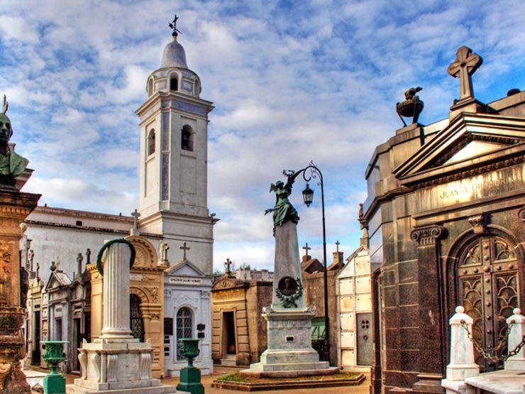 La Recoleta Cemetery: Argentina's Hauntingly Beautiful Burial Ground