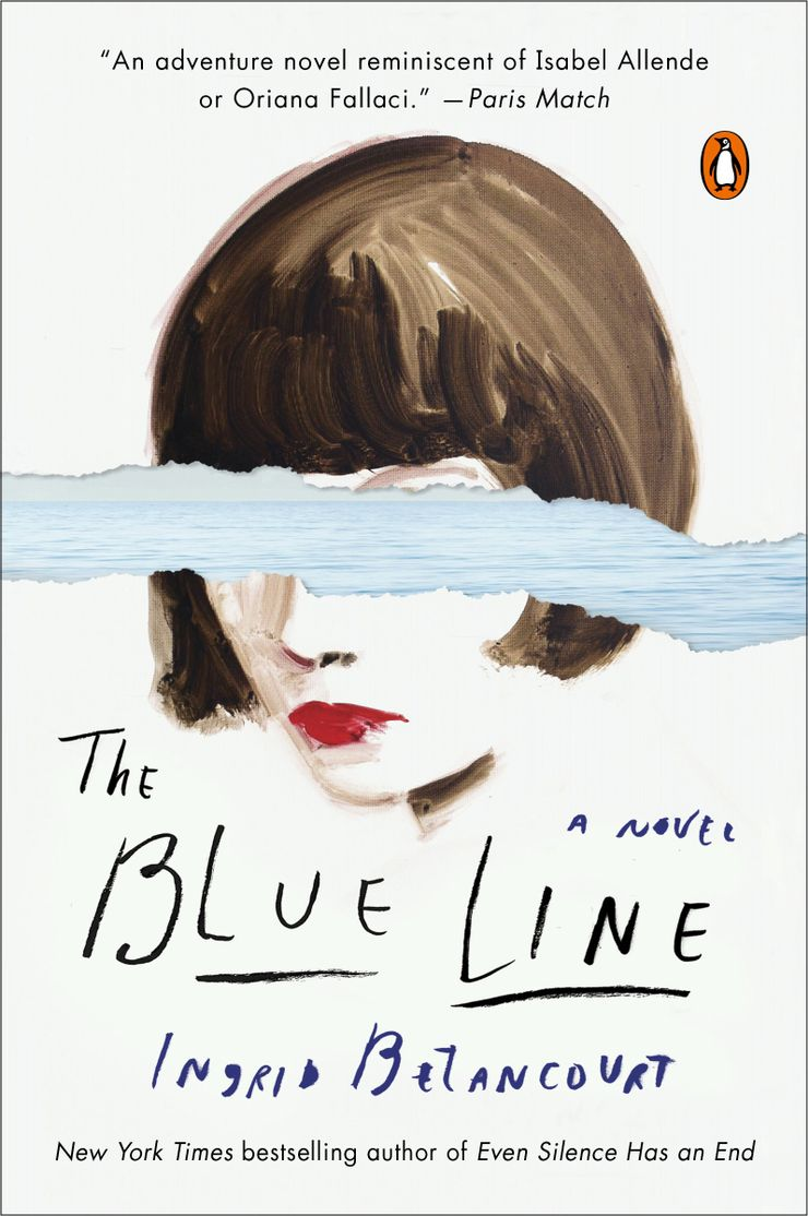 Buy The Blue Line at Amazon