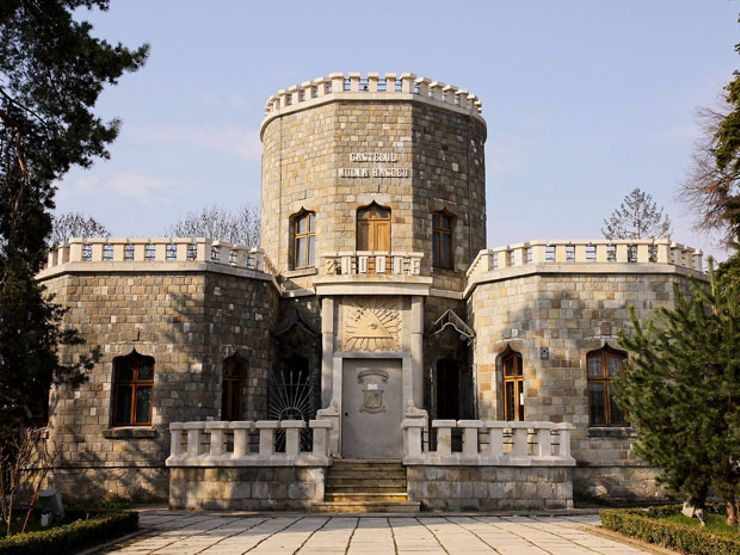 Iulia Hasdeu Castle: The Eerie Romanian Castle Designed by a Ghost