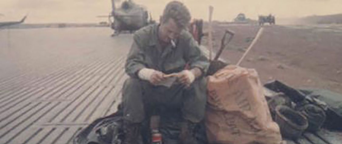 Author Joe Haldeman on How the Vietnam War Gave Him Something to Write About