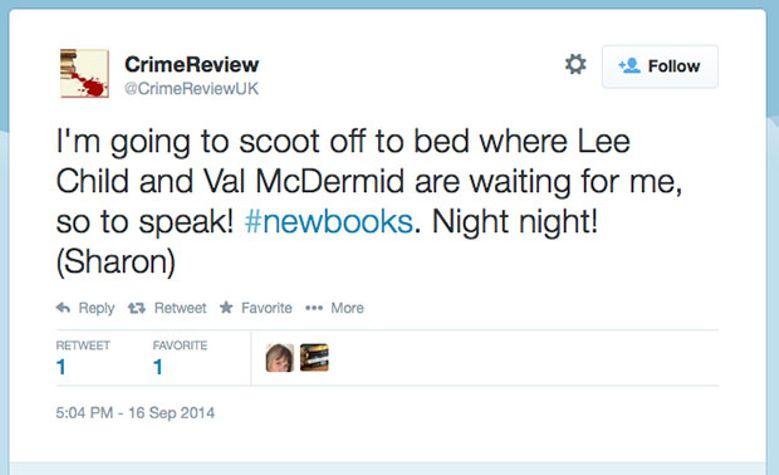 crime review uk twitter