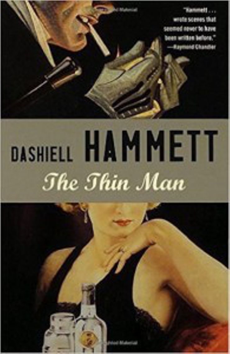 Turner Classic Movies Based on Book, The Thin Man