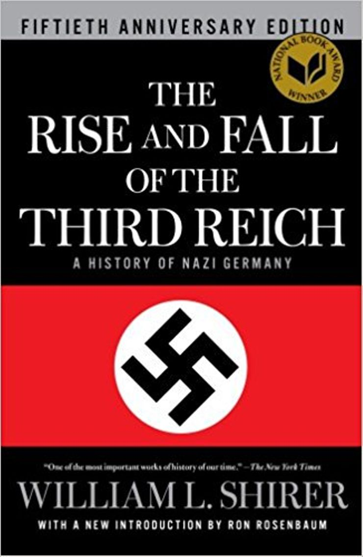 Buy The Rise of the Fall of the Third Reich at Amazon