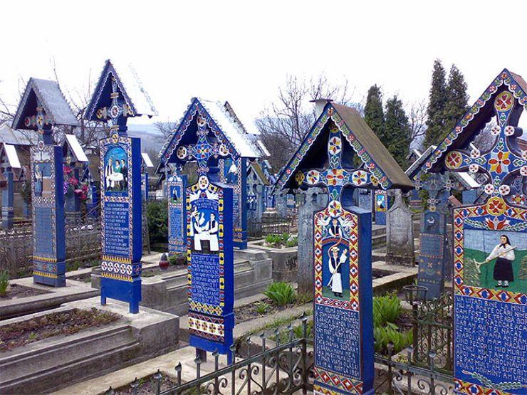 cemeteries to visit