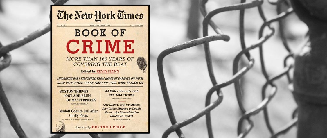 Enter to Win a Copy of <em>The New York Times Book of Crime </em>