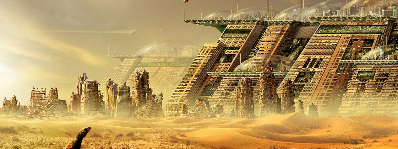 The 30 Best Science Fiction Books in the Universe