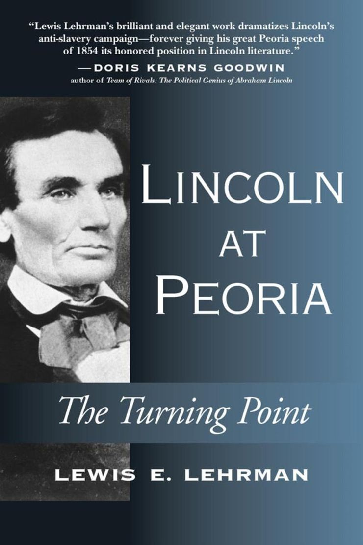 Buy Lincoln at Peoria: The Turning Point  at Amazon