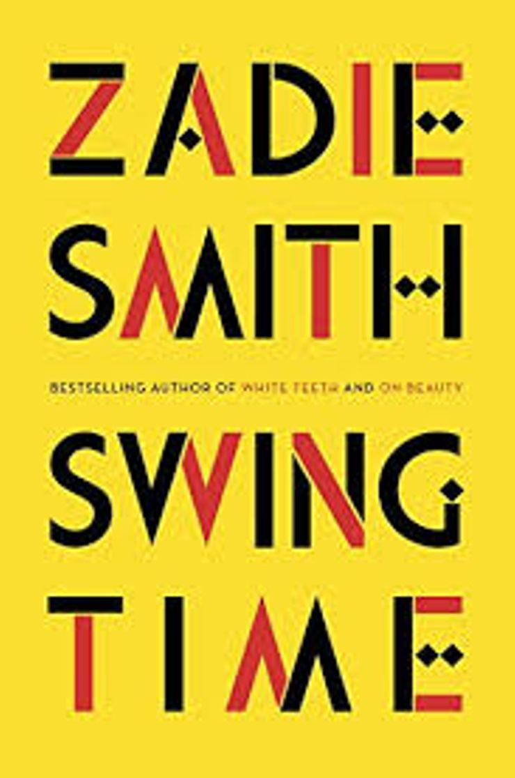 Buy Swing Time at Amazon