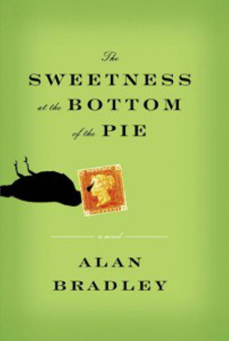 Buy The Sweetness at the Bottom of the Pie at Amazon