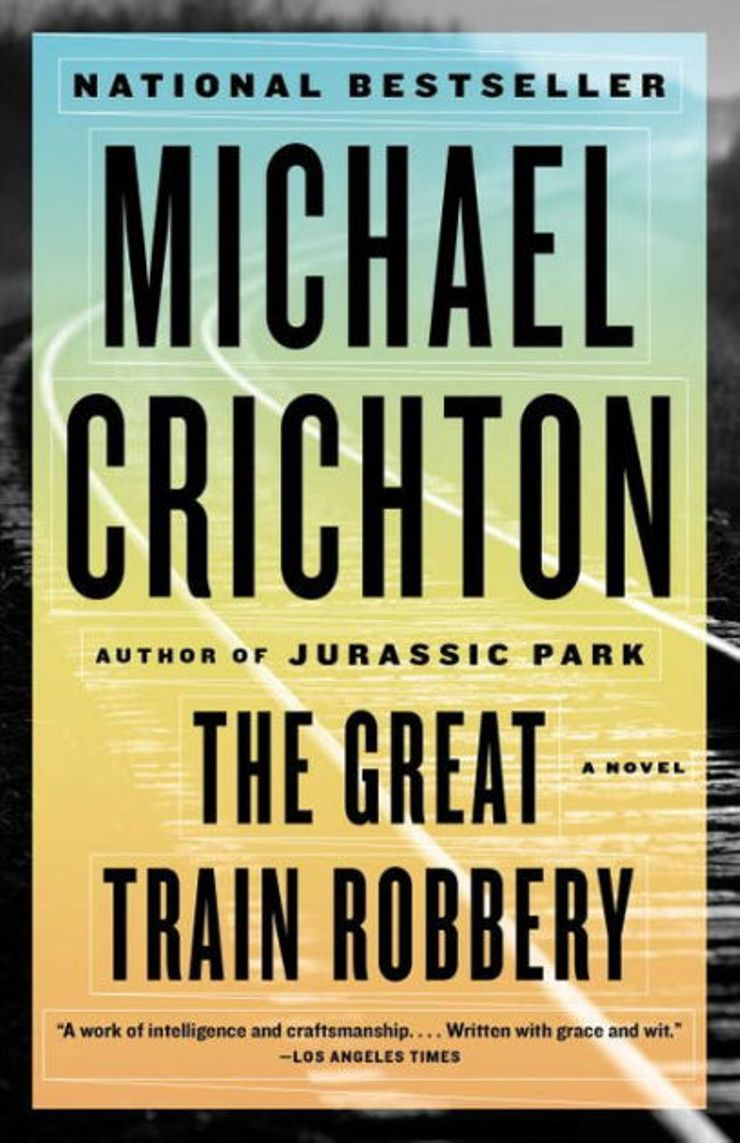 Buy The Great Train Robbery at Amazon