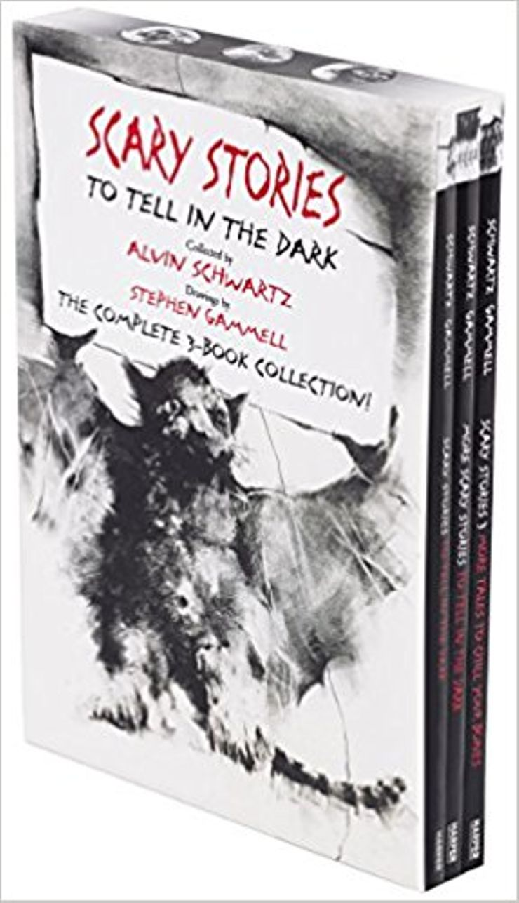 Buy Scary Stories to Tell in the Dark at Amazon