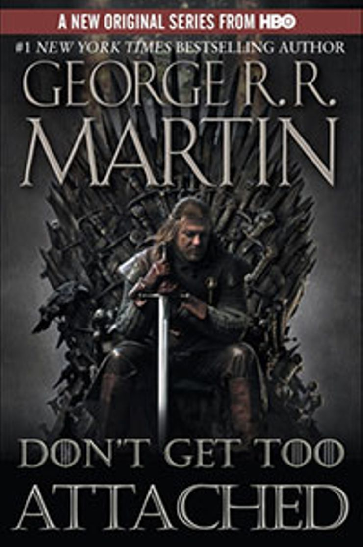 Better Book Titles Game of Thrones