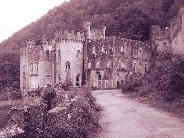 Is This Ancient Welsh Castle Haunted by the Ghost of Lady Emily?