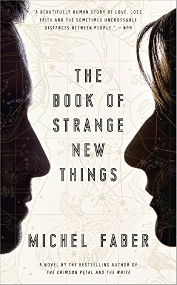 Buy The Book of Strange New Things at Amazon