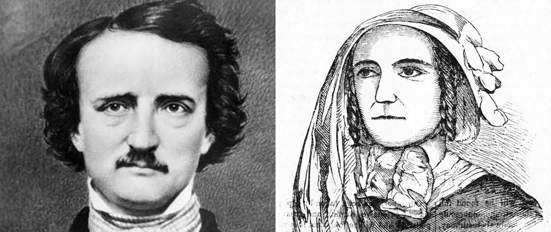 Edgar Allan Poe and the Mysterious Murder of New York Beauty Mary Rogers
