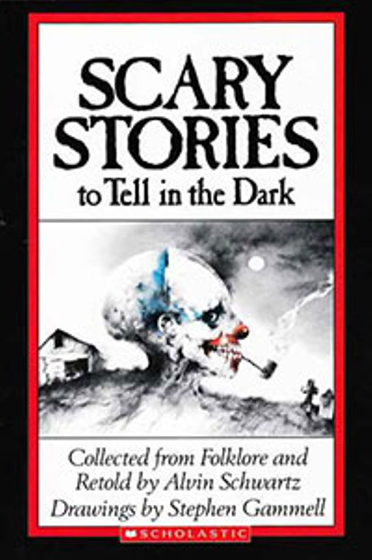 Scary Stories in the Dark