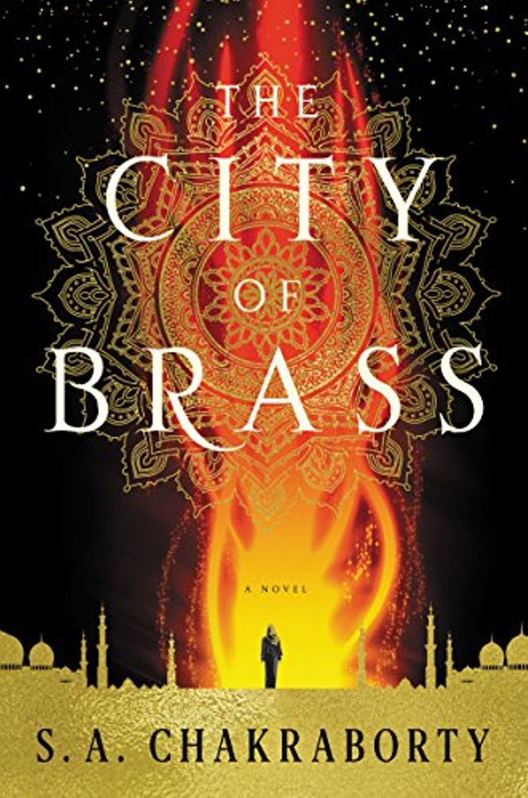 Buy The City of Brass at Amazon